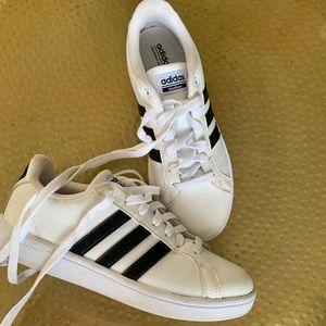 Gently used Adidas size 7